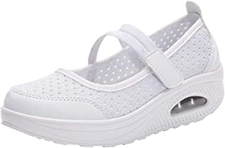 Subfamily Femmes Minceur Chaussures Marche & Baskets Aptitude Wedges Plate-Forme Chaussures Sneakers Chaussures de Marche ...