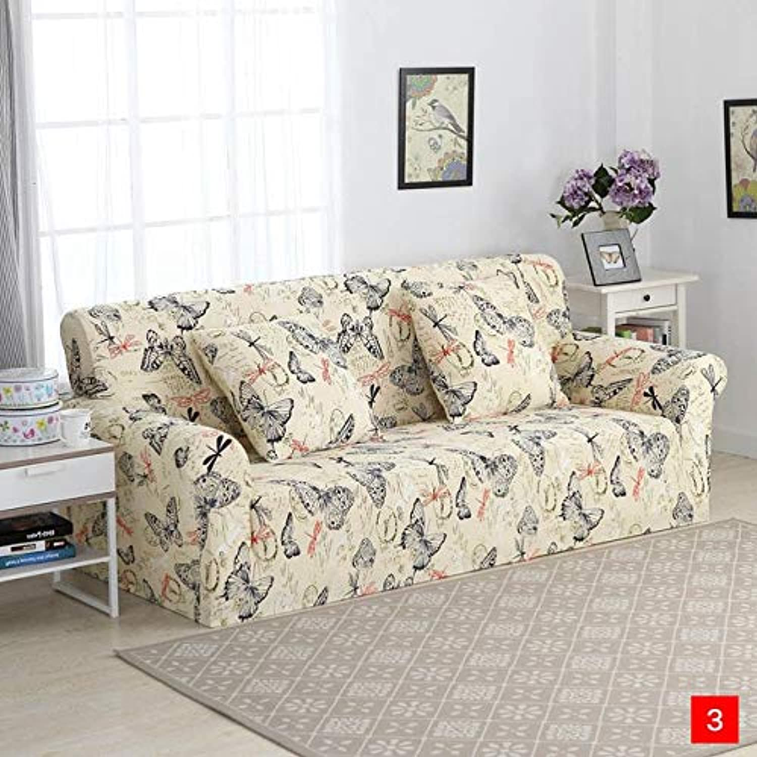 Elastic Sofa Covers for Living Room Tights Blanket for Couch ...