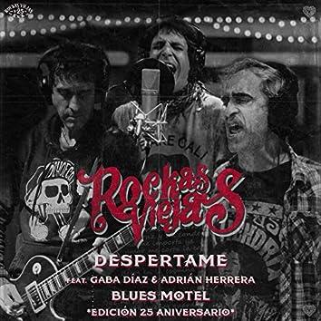 Despertame (feat. Blues Motel) [Edición 25 Aniversario]