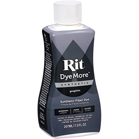 Rit DyeMore Liquid Dye, Graphite
