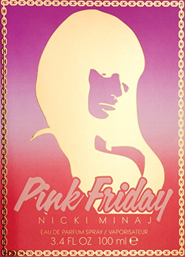 Nicki Minaj Pink Friday 100 ml Eau de Parfum Spray für Sie, 1er Pack (1 x 100 ml)
