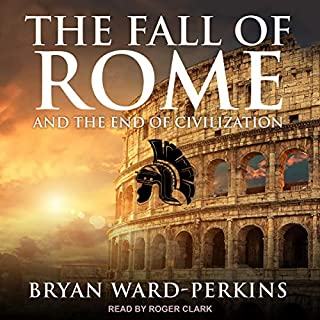 The Fall of Rome cover art