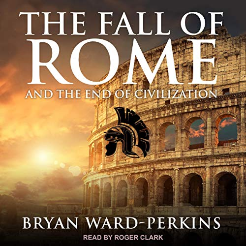 The Fall of Rome audiobook cover art