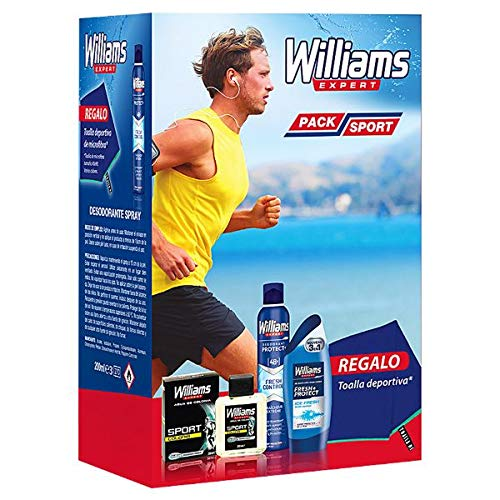 WILLIAMS EXPERT Williams Expert Pack Sport Lote 4pz - 100 gr