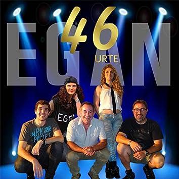 46 Urte - Live