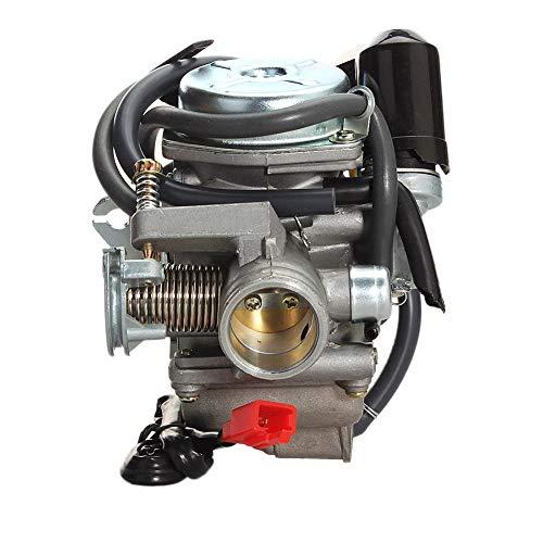 YSHtanj Carburateur motoren & componenten Carburateur 4-takt Carburateur Auto Carb 110-150CC ATV Go Kart Bore 24mm accessoire