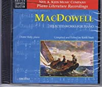 MacDowell: Selected Works for the Piano (Master Composer Collection) (2003-05-03)