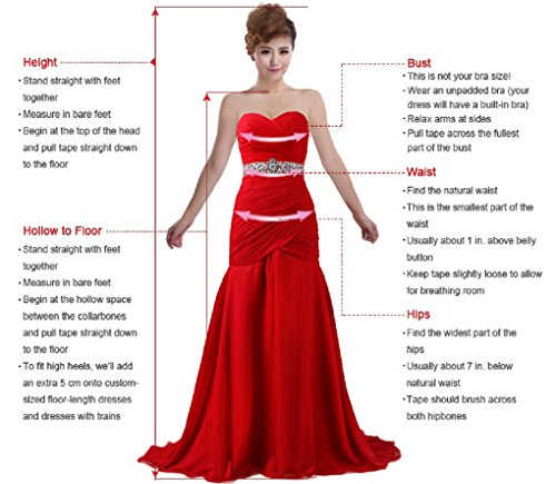 Long Bride Prom Gown Ankle-Length HHmei Womens Off Shoulder Cocktail Dress
