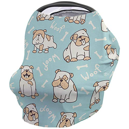 Fantastic Prices! Nursing Cover for Baby Girls Boys Breastfeeding Scarf Multi-Use Baby Car Seat Cano...