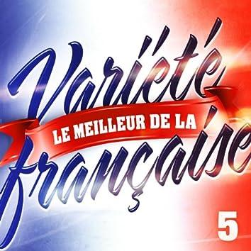 Le Meilleur De La Variété Française Vol. 5