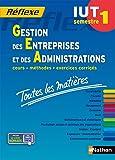 Gestion des entreprises et des administrations - S1 - Toutes les matières