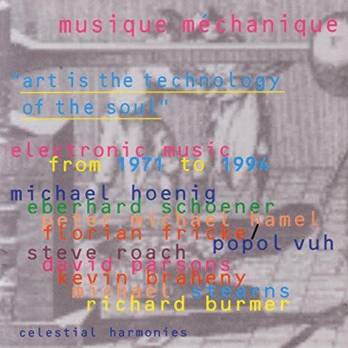 Various, Florian Fricke, Eberhard Schoener, Michael Hoenig, Peter Michael Hamel, Michael Stearns, Steve Roach, Kevin Braheny & Richard Burmer