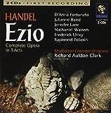 Händel: Ezio (Gesamtaufnahme) - Manhattan Chamber Orchestra