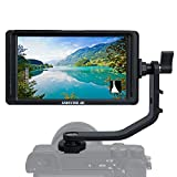 Andycine A6 Lite + estuche de almacenamiento, 5 pulgadas IPS Full HD IPS 1920 x 1080 DSLR Video Peaking Focus Assist Cámara Monitor de campo
