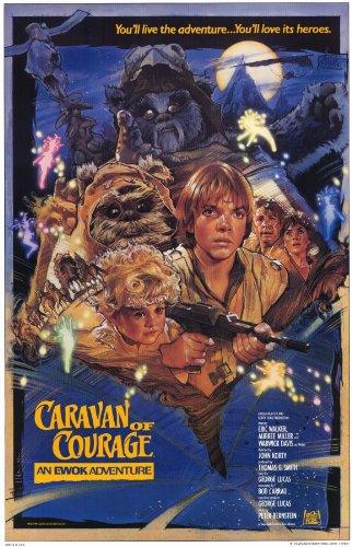 Ewok Adventure - Caravan of Courage Movie Poster (27,94 x 43,18 cm)