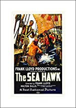 Milton Sills, Wallace Beery, The Sea Hawk, 1924-14x20 Art Print by Museum Prints - Hollywood Photo Archive