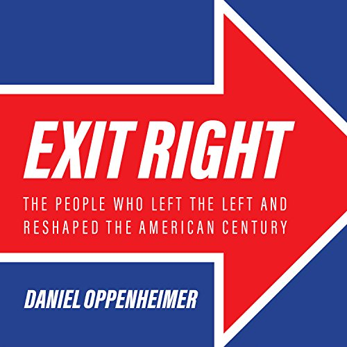 Exit Right audiobook cover art