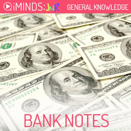Bank Notes audiobook cover art