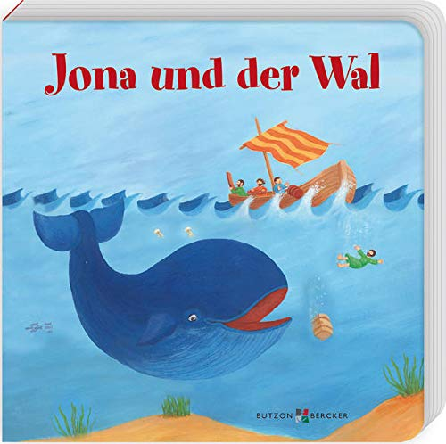 Jona und der Wal (Pappbilderbücher)
