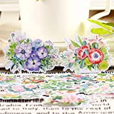 Kreative süße Kawaii selbstgemachte Blumen Aufkleber Scrapbooking Tagebuch/dekorative...