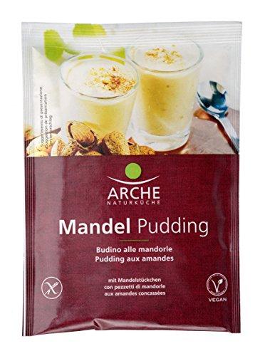 Arche Mandel-Puddingpulver (46 g) - Bio