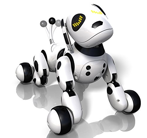 petit Zoomer – 6024203 – Animal interactif – Dalmatien 2.0