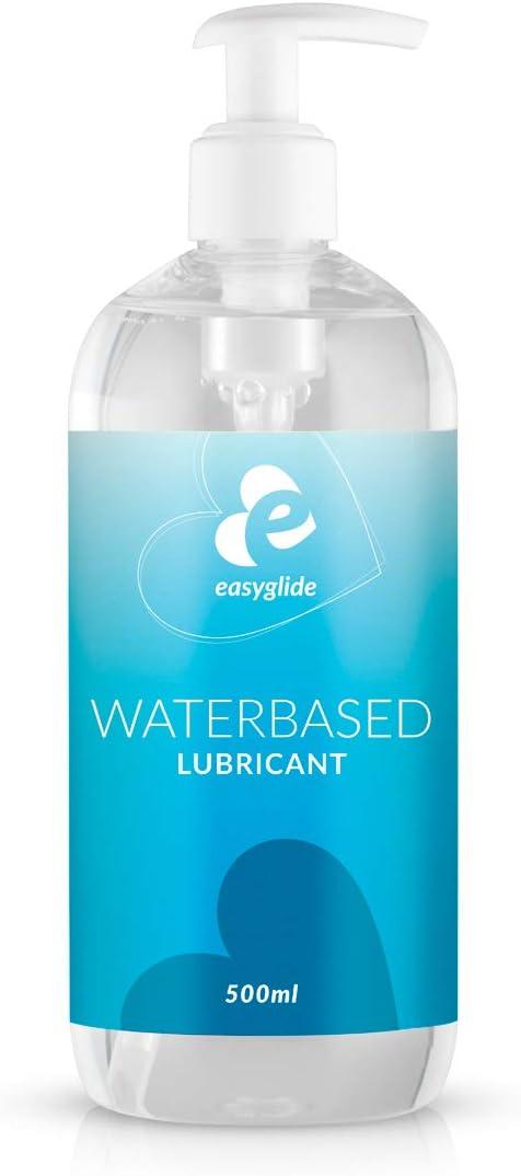 EasyGlide Gel Lubricante Sexual a Base de Agua (500 ml)