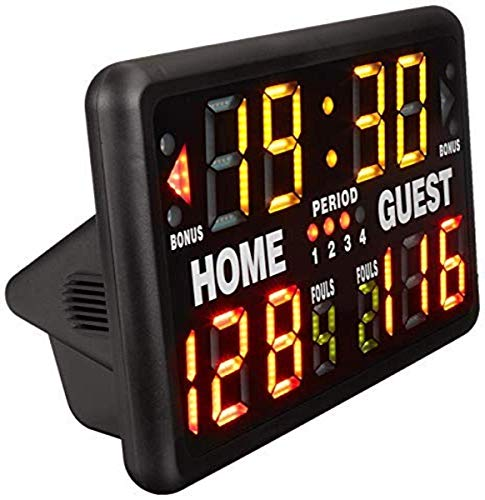 BSN Multisport Indoor Tabletop Scoreboard