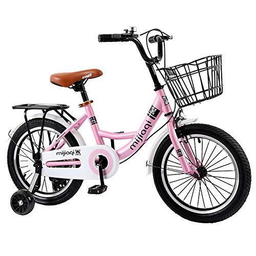 ZISITA Bicicleta Infantil Niño,Bicicleta del Muchacho del Niño 12