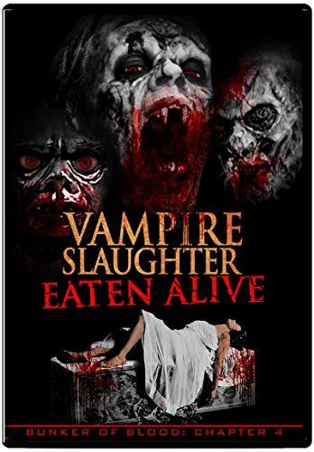 Bunker of Blood 04: Vampire Slaughter: Eaten Alive [DVD]