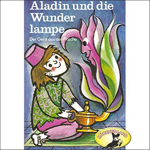 Page de couverture de Aladin und die Wunderlampe 2
