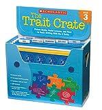 Scholastic Classroom Resources The Trait Crate, Grade 3 (SC968736)