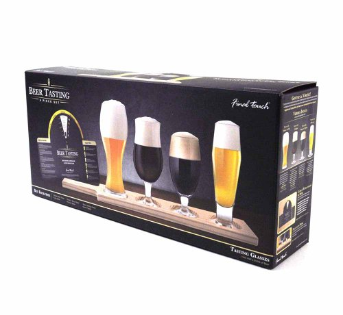 Degustación de Cerveza: set de 6 copas