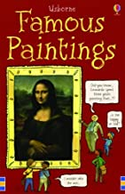 Famous Paintings (Usborne Activity Cards)