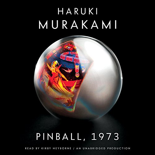 Pinball, 1973 audiobook cover art