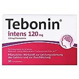 TEBONIN intens 120 mg Filmtabletten 30 St Filmtabletten