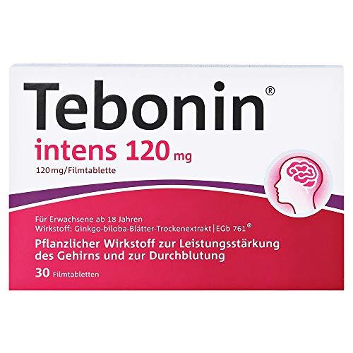 TEBONIN intens 120 mg Filmtabletten 30 St
