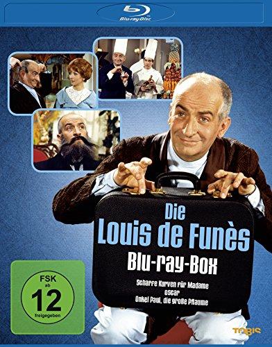 Die Louis de Funes Blu-ray Box