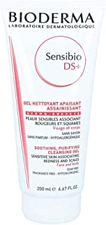 BIODERMA Sensibio DS+ Gel limpiador 200 ml