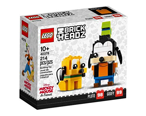 Brickheadz Disney Goofy & Pluto 40378 Lego