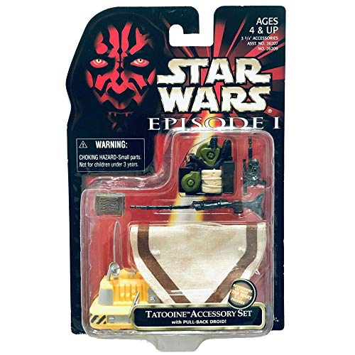 Star Wars Episode 1 Tatooine Accessory Set / Star Wars Tatooine Accessory Set (japan import)