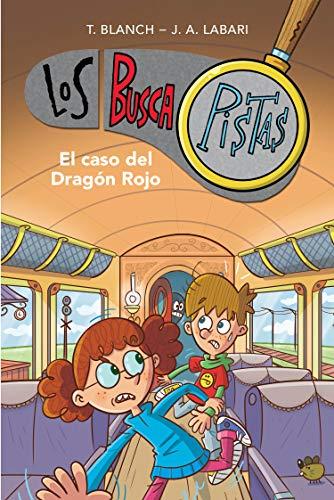 El caso del Dragón Rojo (Serie Los BuscaPistas 11) PDF EPUB Gratis descargar completo