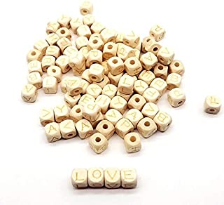 Best square wooden beads Reviews