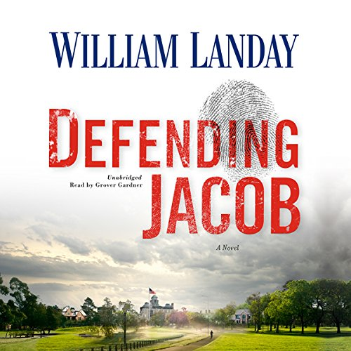 Defending Jacob audiobook cover art