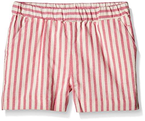 Nanos 1615320804 Pantalon, Rojo, 24M Bebe NIÑA