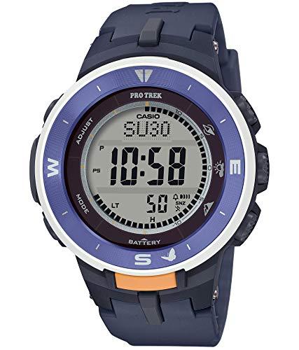 Casio Pro Trek PRG-330SD-2JR Shijimiaeoides Divinus La Sociedad de Conservación de la Naturaleza de Japón Colaboración Solar Watch (Japón productos genuinos)