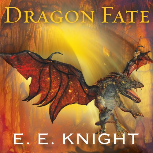 Dragon Fate audiobook cover art