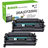 Aztech Compatible Toner Cartridge Replacement for HP 26A CF226A...