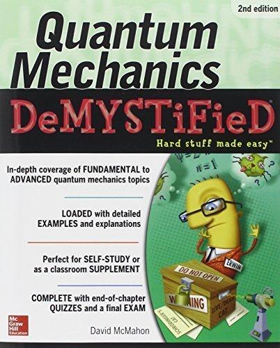 Quantum Mechanics Demystified, 2nd Edition by David McMahon (2013-05-14)