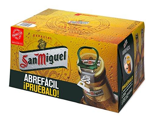 Packcerveza san miguel especial x 24 botellas 1/4